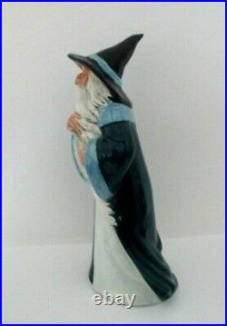 Rare Royal Doulton Figurine Gandalf Hn 2911 Lord Of The Rings Perfect