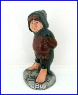Rare Royal Doulton Lord Of The Rings Figurine Samwise Hn 2925 Perfect
