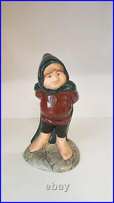 Royal Doulton Tolkien-Middle Earth- Lord of the Rings Sam Wise height 11cm
