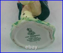 Royal Doulton Tom Bombadil Figure HN2924 Rare 1981 1st Quality LOTR