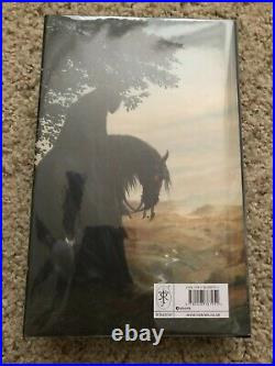 SIGNED Unfinished Tales Numenor Middle Earth, Tolkien, Alan Lee 1st Illustrated