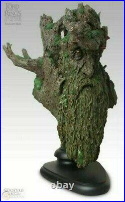 Sideshow Weta TREEBEARD ENT BUST Lord of the Rings LotR Hobbit RARE Middle Earth