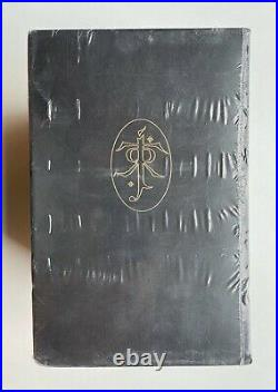 The Complete History of Middle-earth Deluxe Boxed Set Tolkien LotR SEALED DMGED