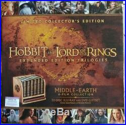 The Hobbit & Lord of the Rings Middle-Earth Limited Collector's Edition NEW