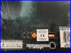 The Lord Of The Rings Action Figures Kings Of Middle Earth Set By Toy Biz