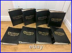The Lord Of The Rings Battle Games In Middle Earth Complete 1-91 Magazine Bundle
