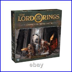The Lord Of The Rings Journeys In Middle Earth Shadowed Paths New