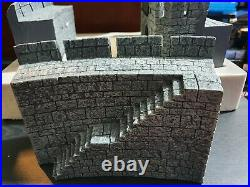 The Lord Of The Rings Lotr The Hobbit Middle Earth Warhammer Helms Deep Castle