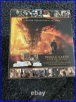 The Lord Of The Rings & The Hobbit Middle-Earth Limited Collector's Edition NEW