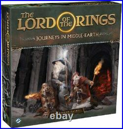 The Lord of The RingsJourneys in Middle-Earth Shadowed Paths Expansion