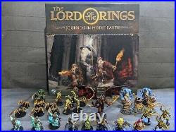 The Lord of The Rings Journeys in Middle-Earth Shadowed Paths PAINTED
