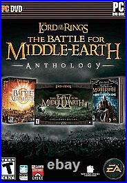 The Lord of the Rings Battle for Middle Earth Anthology PC