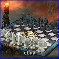 The Lord of the Rings Battle for Middle-Earth Chess Set