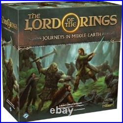 The Lord of the Rings Journeys in Middle-earth New