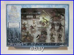 The Lord of the Rings Play Along Armies of Middle-Earth Battle Figures
