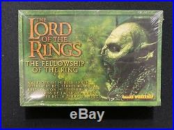 The Lord of the Rings Strategy Battle Games Warriors of Middle-Earth Sealed