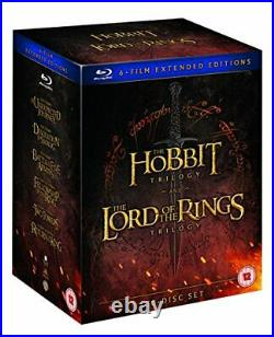 The Middle Earth Collection The Lord Of The Rings / The Hobbit Extended