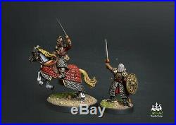 Théoden King of Rohan Battle for middle earth COMMISSION painting