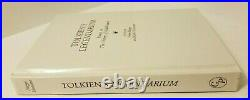 Tolkien's Legendarium Essays on the History of Middle Earth, 2000 Hardcover/1st