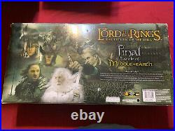 Toy Biz Lord of the Rings Final Battle for Middle Earth (2003). New in Box