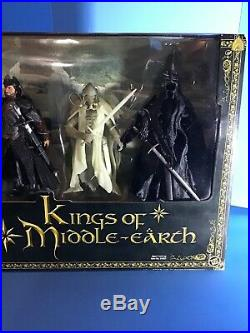 Toy Biz -The Lord of The Rings The Return of King Kings Of Middle-Earth