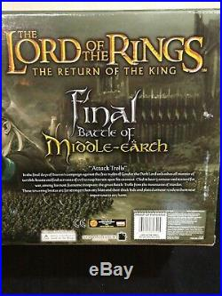 Toybiz 2005 Lord Of The Rings Final Battle Of Middle Earth 6 Figures Gift Pack