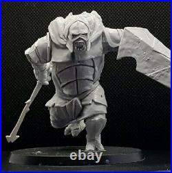 VERY RARE lotr Lord of the rings Middle Earth Sbg Tabletop Isengard Troll Scout