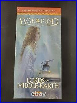 War Of The Ring Lords Of Middle-earth New In Shrinkwrap Sealed