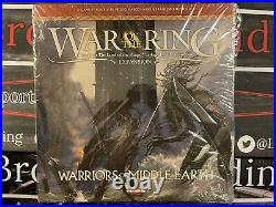 War of The Ring Warriors of Middle Earth Board Game Expansion (Damaged Box)