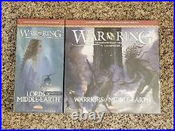 War of the Ring Lords of Middle Earth Game Expansion Ares Games BRAND NEW