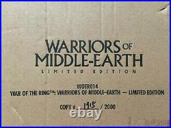 War of the Ring WARRIORS OF MIDDLE-EARTH Limited Edition, 1915 of 2000
