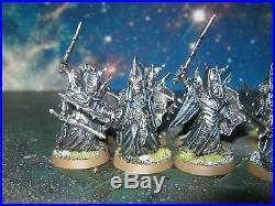 Warhammer LOTR The Hobbit Middle Earth SBG 12 x Black Númenóreans Painted