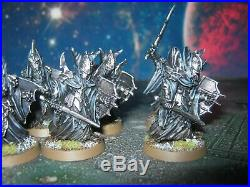 Warhammer LOTR The Hobbit Middle Earth SBG 12 x Black Númenóreans Painted