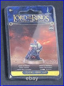 Warhammer Lord Of The Rings Ashrak Spiderkin Model Middle Earth Citadel Finecast