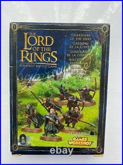 Warhammer Lord Of The Rings Guardians Of The Shire Middle Earth Battle Games
