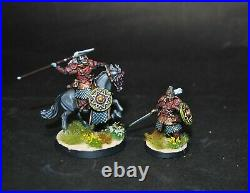 Warhammer lotr Middle Earth Eomer Marshal of the Riddermark painted Rohan