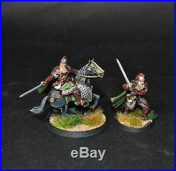 Warhammer lotr Middle Earth Helm Hammerhand painted forgeworld Rohan