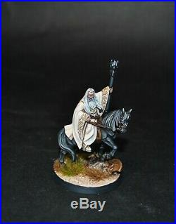 Warhammer lotr Middle Earth New release Saruman and Grima painted (plastic)