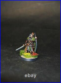 Warhammer lotr Middle Earth Ranger Captains Mablung and Anborn painted