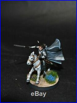 Warhammer lotr Middle Earth Rivendell Knights painted