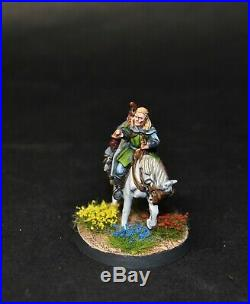 Warhammer lotr Middle Earth The Three Hunters mounted painted