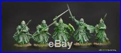 Warriors of the Dead Battle for middle earth COMMISSION painting