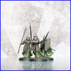 Warriors of the Dead Pro Painted Warhammer Middle Earth Lord of the Rings