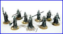 Well Painted Nazgul of Dol Guldur Middle Earth Hobbit Lord Of The Rings